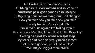 Drake -The Motto Lyrics