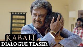 Kabali Tamil Movie Dialogue Teaser   Rajinikanth   Radhika Apte   Pa Ranjith   V Creations