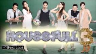 Fake Ishq ( HOUSEFULL 3 - Kailash Kher ) | Akshay Kumar, Jacqueline | FULL SONG WITH LYRICS
