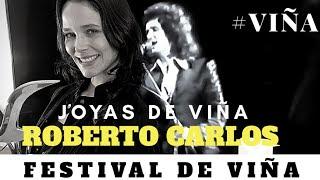 ROBERTO CARLOS - El Gato en la oscuridad - JOYAS DEL FESTIVAL DE VIÑA 1975