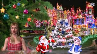 We wish you a Merry Christmas Wahats App  greetings Video