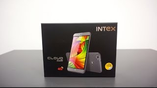 Intex Cloud Swift 4g Unboxing/ 3gb Ram/ Usb Otg Test.