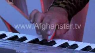 Wali Sazesh 1st Song