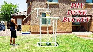 Dunk Tank Bucket DIY HOW TO