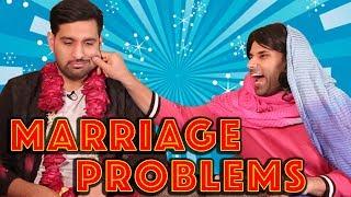 Marriage Problems | Nasreen | Ft. ZaidAliT | Ducky Bhai | Rahim Pardesi