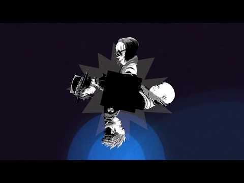 Gorillaz - Fire Flies (Visualiser)