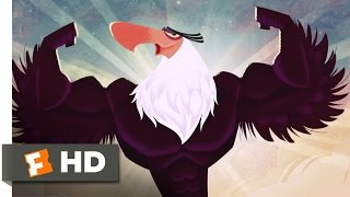 Angry Birds - The Legend of Mighty Eagle Scene (5/10) | Movieclips