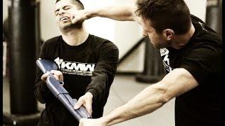 Long Gun Defense - Krav Maga Technique - Shotgun Self Defense W/ AJ Draven