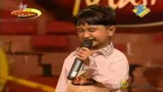 DID Little Masters Kolkata Audition May 07 '10 - Aryan