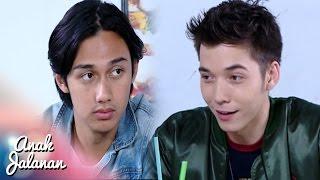 Mondi Minta Pendapat Boy Dkk Mengenai Pernikahan [Anak Jalanan] [22 Des 2016]