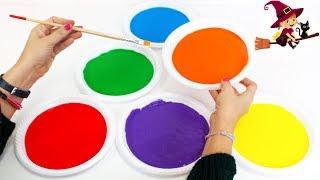 Aprendemos Colores Jugando