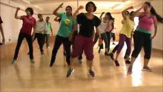 Zumba® Routine by Vijaya | Pasarela by Daddy Yankee