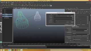 XGen (Autodesk Maya) - Part 03 - Primitive Attributes