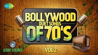 Best Of Filmy Duet Songs Of 70s Vol 2  Jukebox Hq  70s Bollywood Hits