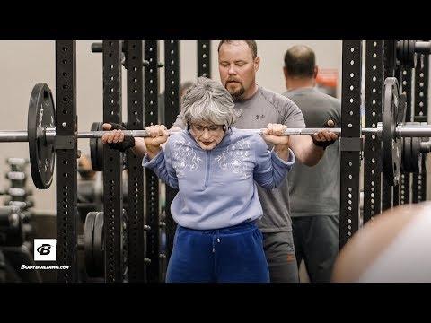 Xxx Mp4 Meet The Powerlifting Grandma 3gp Sex