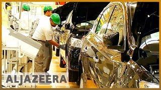 Trade war danger: IMF warns of global recession | Al Jazeera English