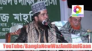 Bangla New Waz 2016 - Muslim jatir Odhopotoner Karon By Hafez Mawlana Kari Abdullah Al Mamun