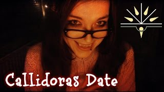***ASMR*** Callidora's Date - 2nd Vampire Date #2 ♥
