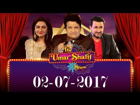Xxx Mp4 The Umer Sharif Show 02 July 2017 3gp Sex