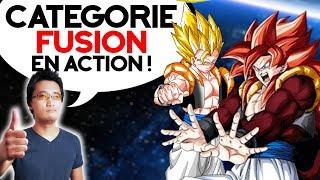 Catégorie FUSION (Gogeta SSJ4) en action  ! - DOKKAN BATTLE