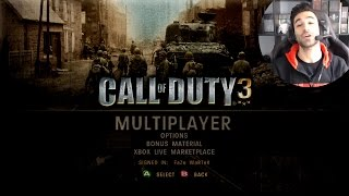 Remember... Call of Duty 3 Multiplayer