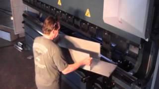 Durma - Press Brake   Deep Box Forming