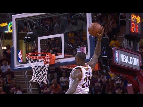Top 10 Dunks 2016 NBA Playoffs
