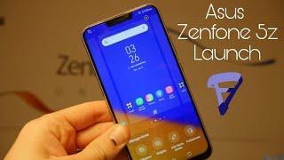 Asus Zenfone 5z Launch