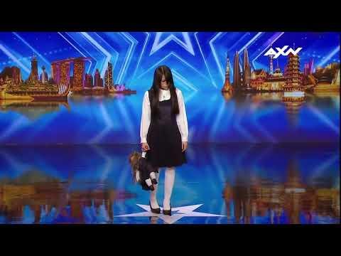 Xxx Mp4 Chica Asusta En Asia Tiene Talento Show 3gp Sex