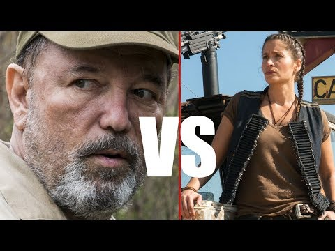 FEAR THE WALKING DEAD SEASON 3 Ep. 4 First Impressions & LIVE Chat