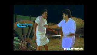 Cheran Pandiyan Movie Climax