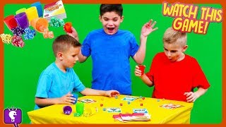 WATCH THIS GAME! HobbyKids Helped Make a Game! by Buffalo Games and Puzzles