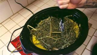 How to Make Weed Butter ( Budder / Pot Butter / Cannabutter ) Medicinal Method!