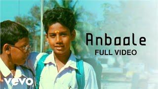 Pasanga - Anbaale Video | James Vasanthan