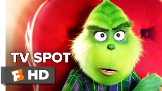 The Grinch TV Spot |