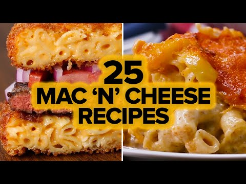 25 Mac N Cheese Recipes