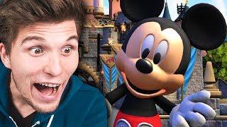 Ich treffe MICKEY MOUSE im Disneyland