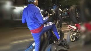 NYC bikelife Banshee Will & Paris Bikelife