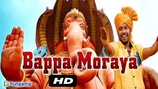 Bappa Moraya Marathi Song 2015 | Angarki | Singer : Kailash Kher & Harsshit Abhiraj