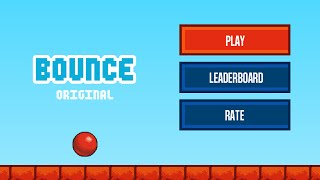 The classic bounce game is back on android