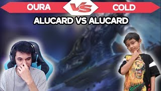 OURA VS COLD BOCAH 15 TAHUN !!!! - ALUCARD VS ALUCARD