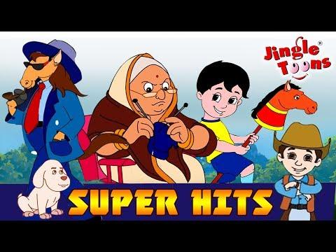 Xxx Mp4 JingleToons Super Hits सुपर हिट Lakadi Ki Kathi Nani Teri Morani Re Mama Rail Gadi 3gp Sex