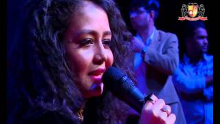 Neha Kakkar Live  - Bollywood Mashup | Parul University