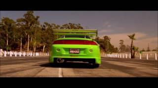 Fast & Furious (2001) Brian Opening Scene (1995 Mitsubishi Eclipse) [Full HD/1080p]