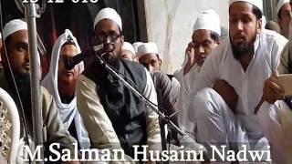 Molana Salman Husaini Nadwi 13 12 016=Chini ki Burj Jaipur
