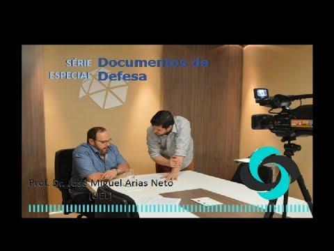 Xxx Mp4 Série Especial Documentos De Defesa Entrevista Prof José Miguel Arias Neto UEL 3gp Sex