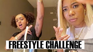 FREESTYLE CHALLENGE FT PAIGEY CAKEY (DanceHall Edition)