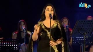 حفل طربي رائع للفنانة يسرا محنوش - مهرجان صفاقس 3-8-2018 تونس