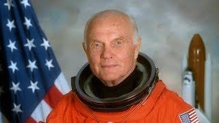 Astronaut John Glenn - 'Wir durften nie die Wahrheit sagen'