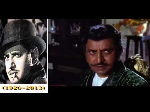A Tribute to legendary film actor Pran